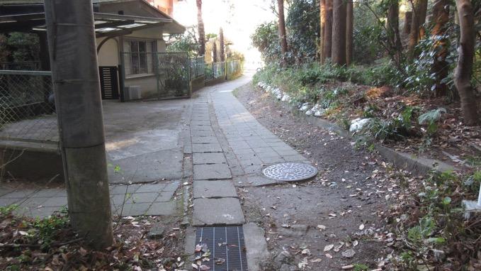衣張山ハイキングコース 平成巡礼道