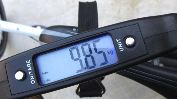 caracle-s 重量