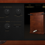 Logic Pro付属「Rotor Cabinet」をボーカルにかけて60年代感を演出