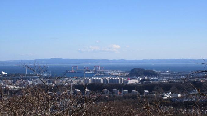 大丸山山頂 展望台