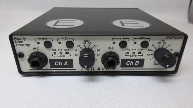 FMR AUDIO RNP8380 EE