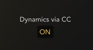 Dynamics via CC