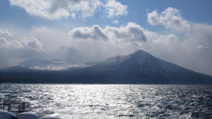 風不死岳 樽前山