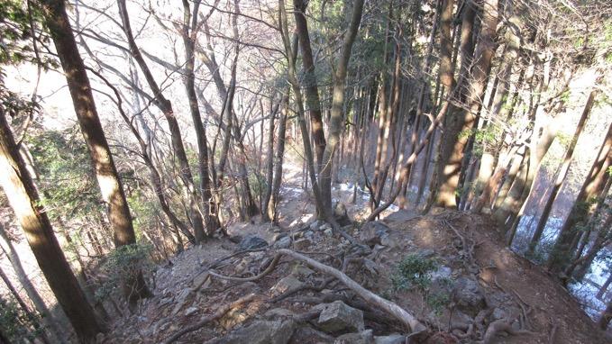 惣岳山 登山