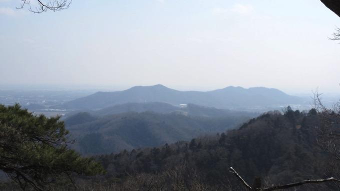 高鳥屋山 栃本山 展望