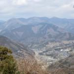 松田山ハイキング。桜鑑賞を楽しめるコースを歩いてみた。[神奈川県松田町]