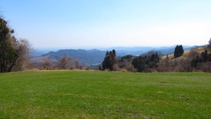 皇鈴山・登谷山ハイキング