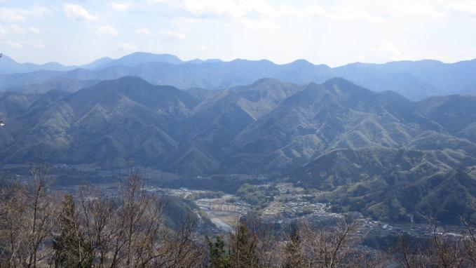 百蔵山 山頂