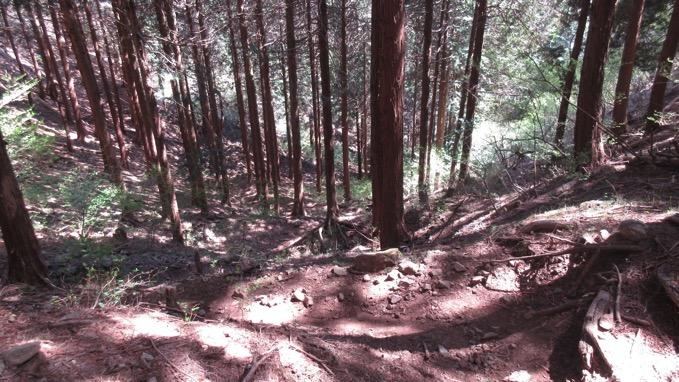 百蔵山 登山
