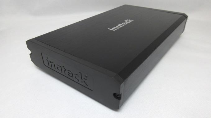 Inateck 2.5/3.5インチ USB3.0 HDD外付けケース