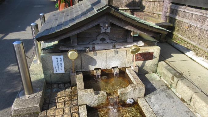弘法の清水