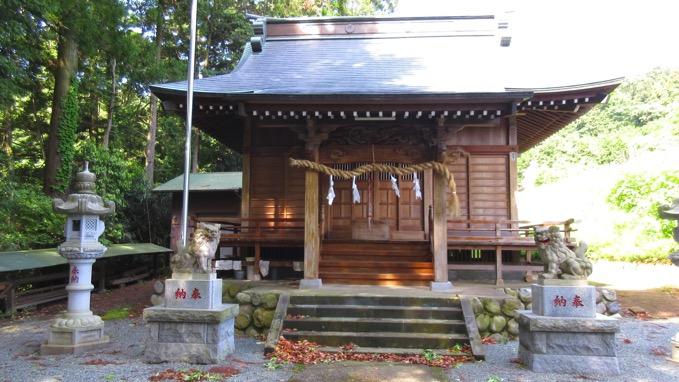 栃久保神社
