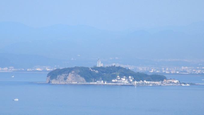仙元山 江ノ島