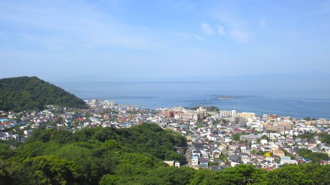仙元山 展望台