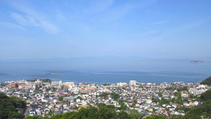 仙元山 ハイキング 葉山町