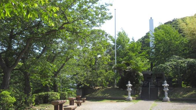 葉山花の木公園