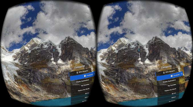 Oculus 360 Photos