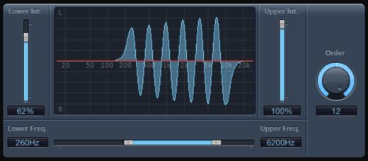 Logic Pro stereo spread