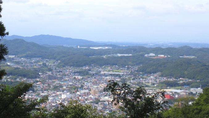 仙元山 山頂