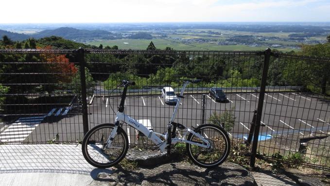 筑波山自転車