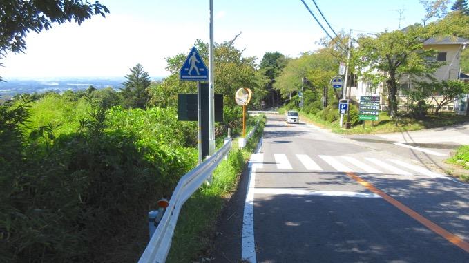 筑波山 県道