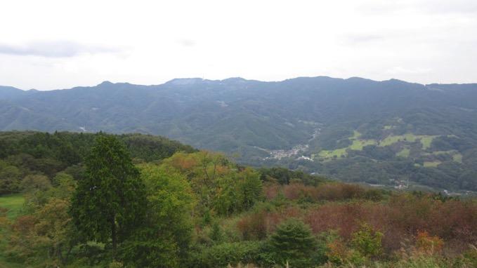 美の山公園 展望