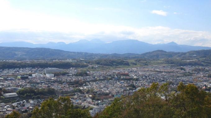 権現山 展望台