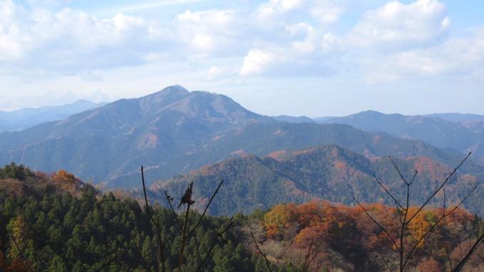 横隈山 展望台