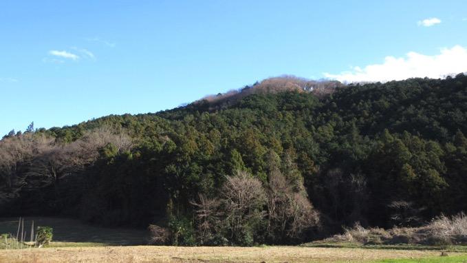 石尊山 ハイキング
