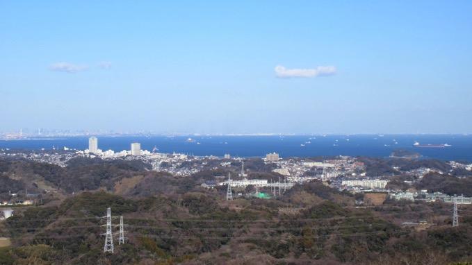 武山 展望台