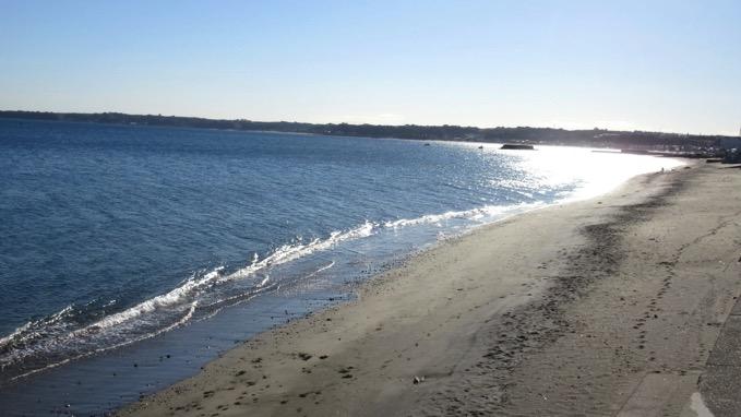 津久井浜海岸