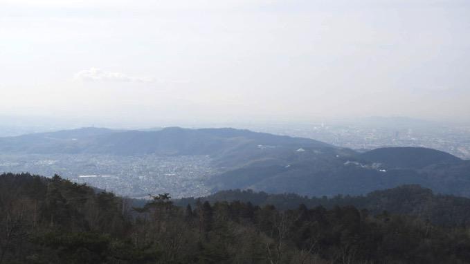 大文字山 山頂