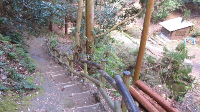 大文字山 ハイキング
