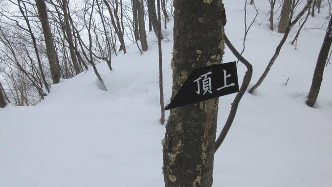 五天山 登山