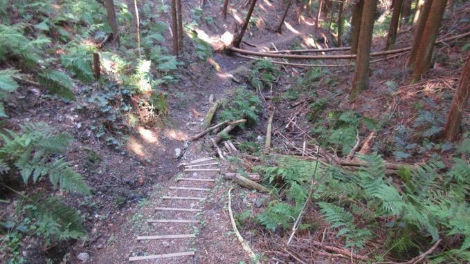 獅子ヶ滝 ハイキング