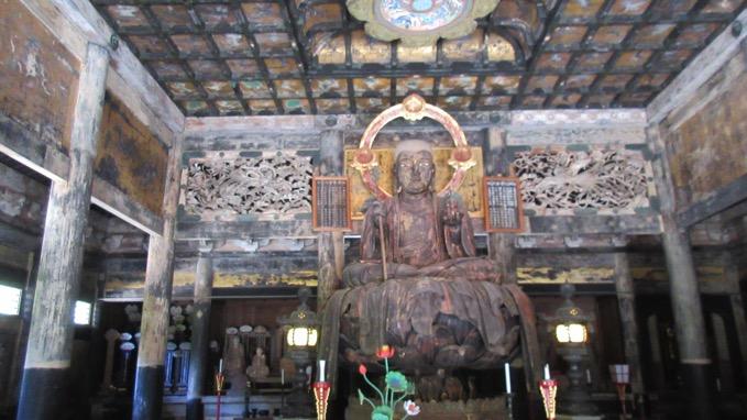 仏殿 仏像