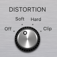 logic compressor distortion
