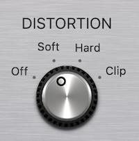 logic compressor distortion