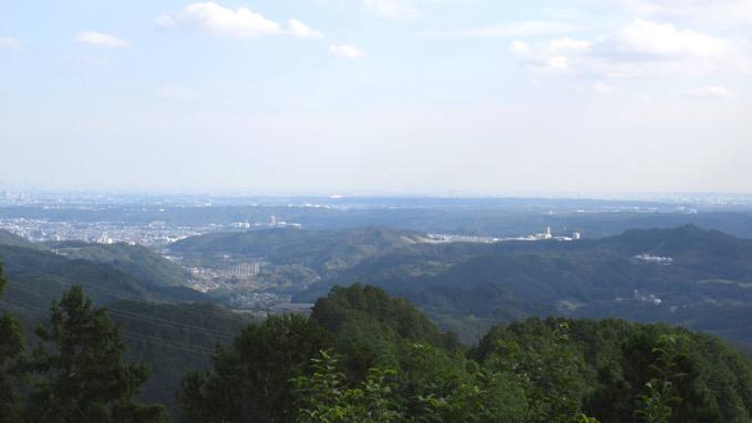 天覚山 眺望