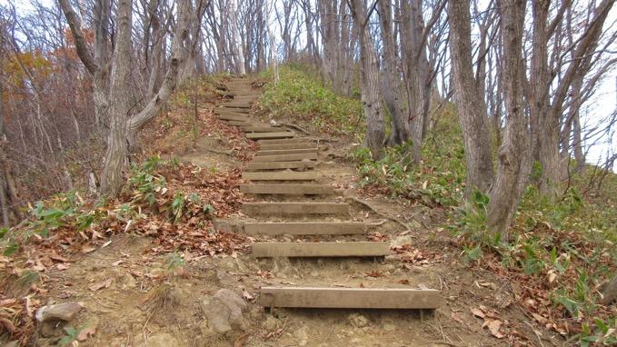 三角山 登山