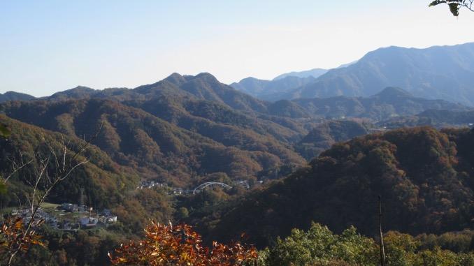 京塚山 眺望
