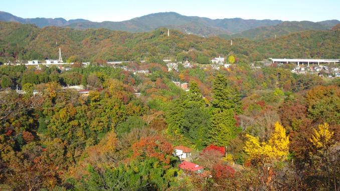 京塚山 石楯山 ハイキング