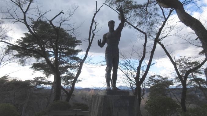 観音山山頂