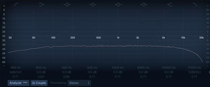 tape delay 周波数特性