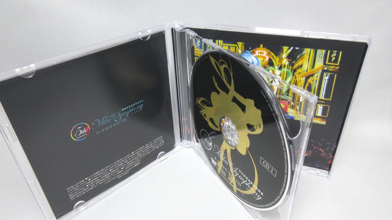 初音ミクシンフォニー2020 cd
