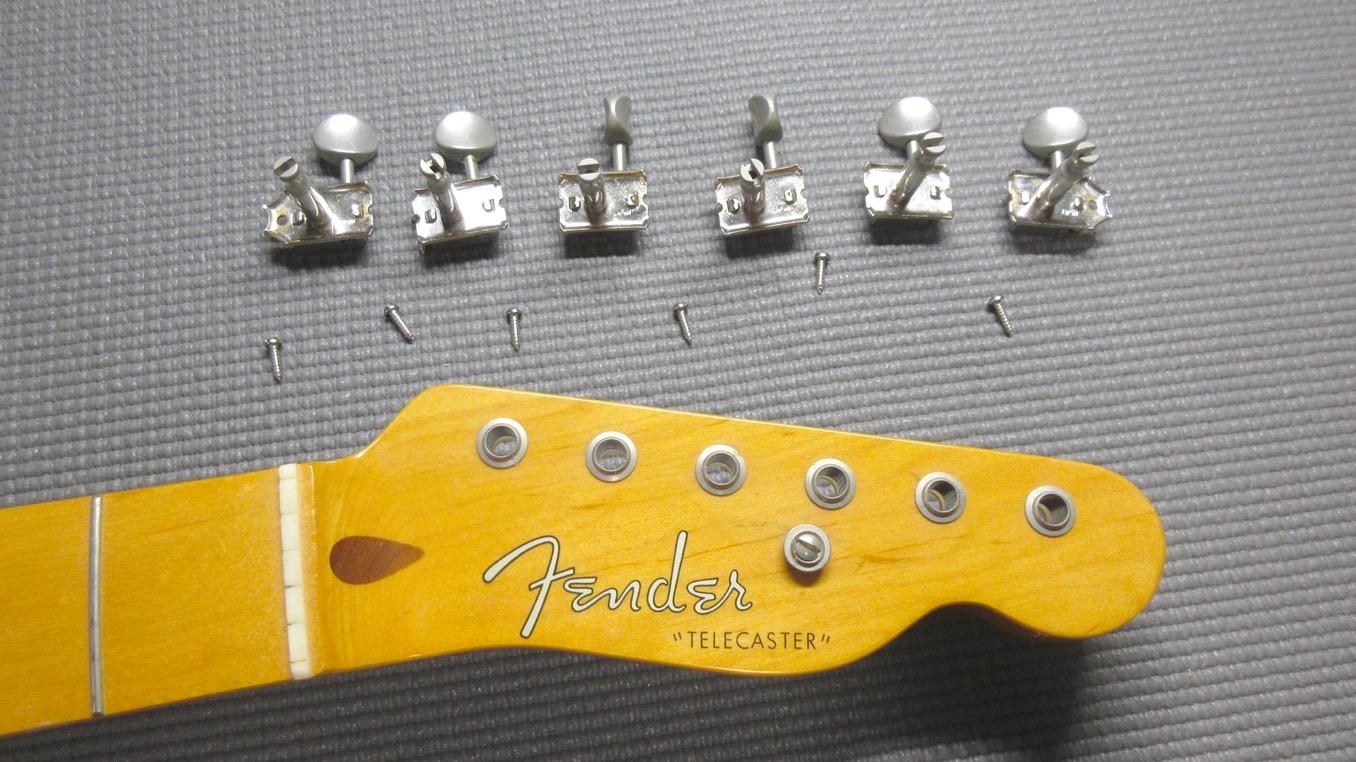 Fender Japan TL52-TX