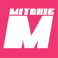 MITCHIE M ロゴ